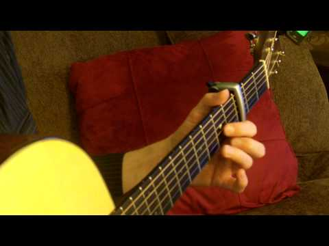HOW TO PLAY FREE FALLIN  TOM PETTY CAPO 3 PT 1