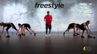 Online Fitness | Muskelaufbau | freestyle High Intensity Intervall Training Folge  1