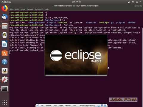 Eclipse mars ide