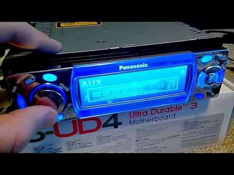 Продам автомагнитолу Panasonic CQ-C9800N