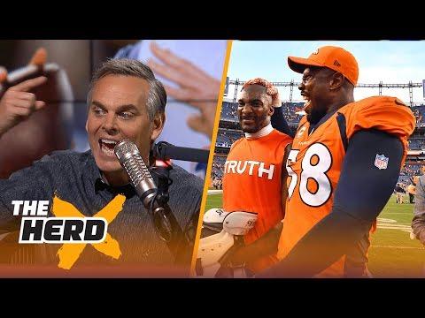 Herd Hierarchy: Colin's Top 10 NFL teams after 2017-18 Week 2 | THE HERD