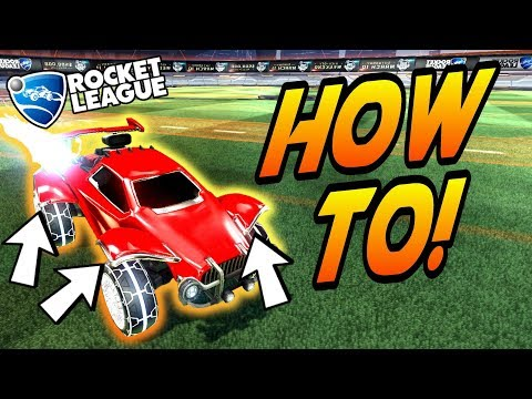 Rocket League Tips: HOW TO GET the SILVER PAINTED OCTANE WITHOUT MODS! (Gameplay/Tutorial)