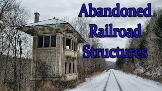 Abandoned Train Station - Lackawanna Cutoff - Alford Pa