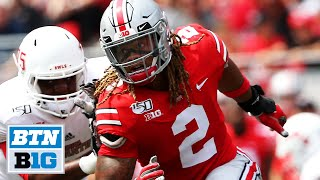 Highlights: See Why Chase Young Is Getting Heisman Hype | Ohio State | B1G Football