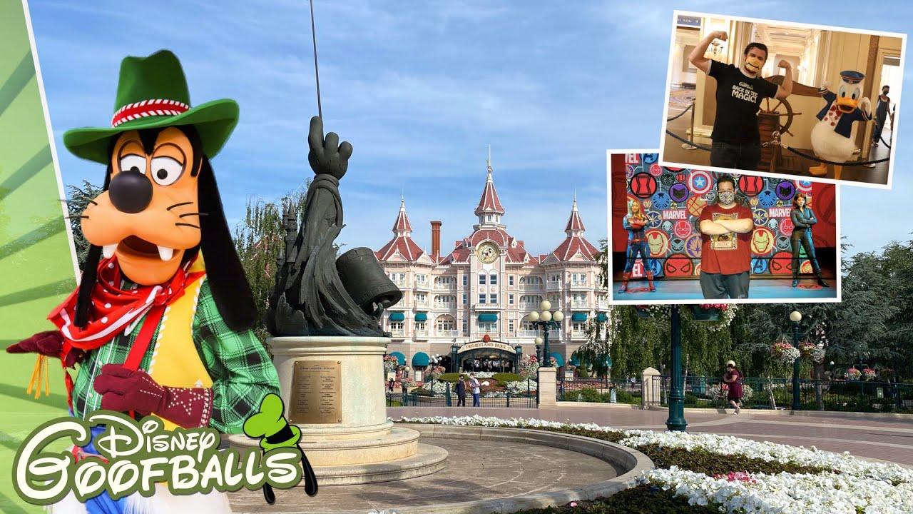 Download Disneyland Paris Days! New Menu Fuente Del Oro, Cowboy Goofy, Marvel , New Port Bay Club & More! ✨
