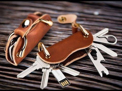 Tameness & Organization Made Clever With Multi-tool Key Organizer