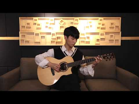 (The Greatest Showman) Rewrite The Stars -  Sungha Jung