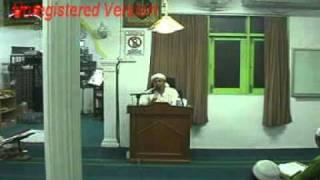Ustaz Aidil Adha Tahir .. KITAB-Minhajul Abidin(Wasiat Imam Ghazali)_2.flv