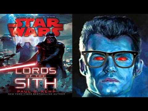 Star Wars Lords Of The Sith Book