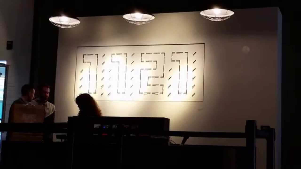 Really cool clock nike store boston youtube amipublicfo Choice Image