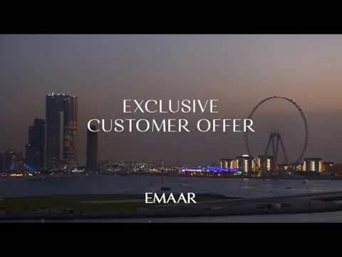 Emaar Beach Front | Canary Island Properties | Dubai