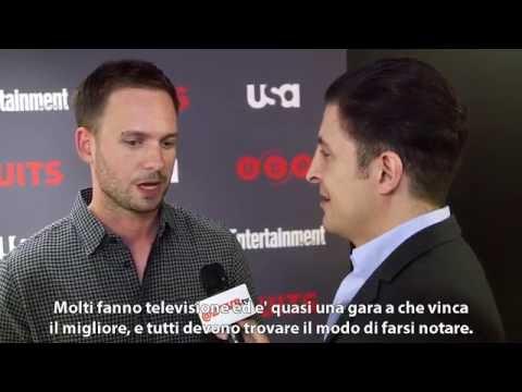 Patrick J. Adams Interview | Suits Season 6 SUB ITA