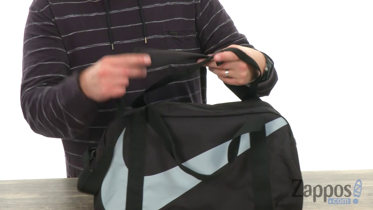 Nike Gym Club Duffel Bag (Little Kids Big Kids) SKU  8975956 - YouTube 7bc2189d0455d