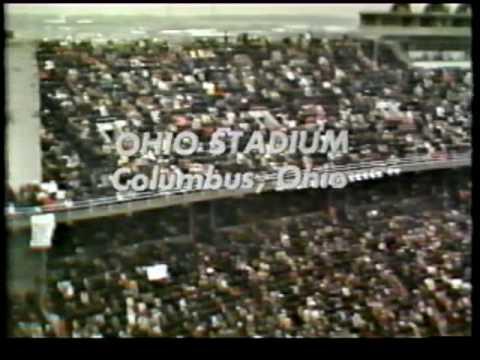 1972: Ohio State v. Michigan (Drive-Thru)