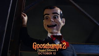 GOOSEBUMPS 2 – Old Friend