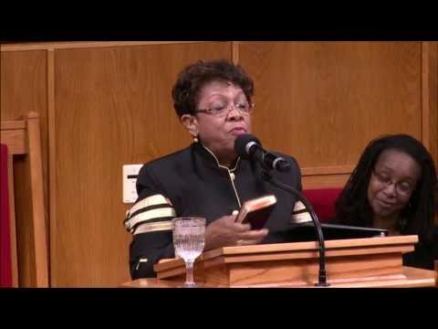 "April 27, 2013 ""Christ Makes The Difference"" Rev. Dr. Faye S. Gunn"