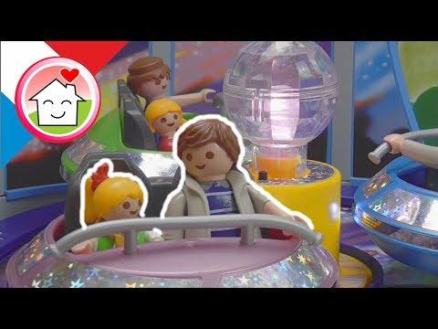Playmobil en françaisLa famille Hauser à la foire / film pour enfants