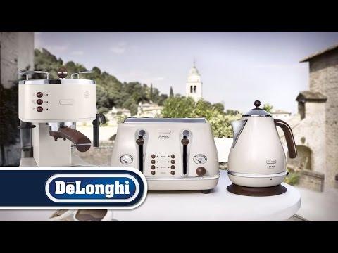 De'Longhi Vintage Icona Kettle Range - CTOV3001