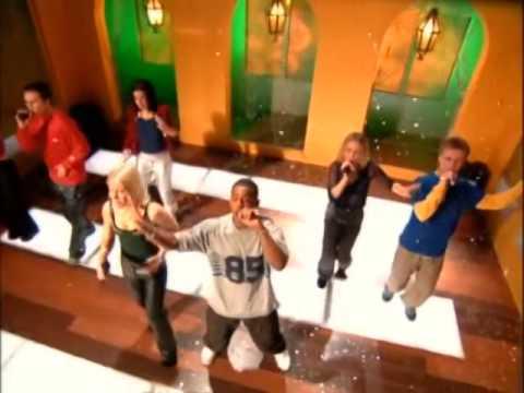 S Club 7 Cross My Heart TV  Show Version