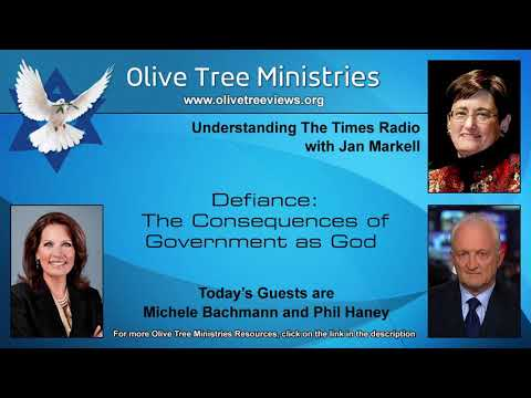 Defiance: The Consequences of Government as God – Michele Bachmann and Phil Haney