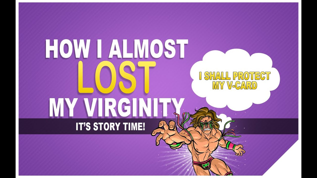 How do i loose my virginity reply, attribute