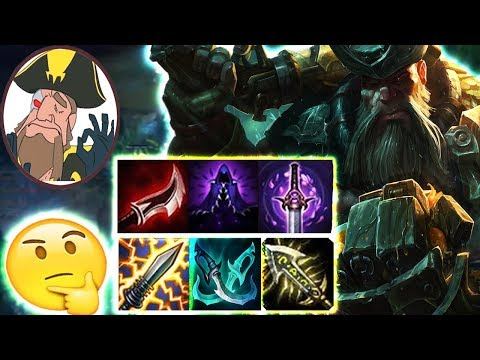 Tobias Fate - LETHALITY VS CRITICAL CHANCE FOR GANGPLANK! | League of Legends