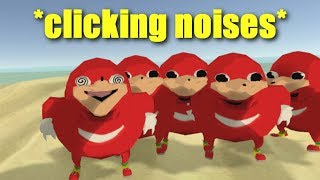 VRChat - Raided by Ugandan Knuckles