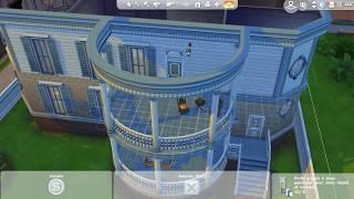Sims 4 - Maison de luxe part2