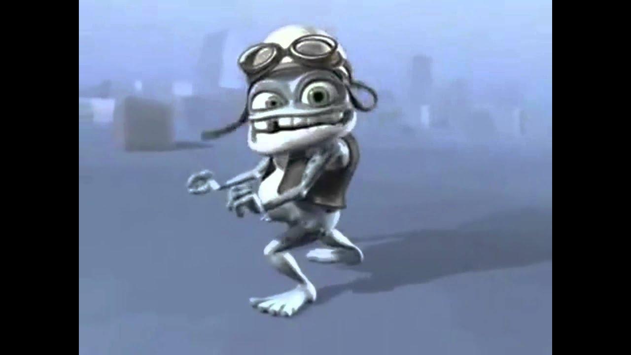 Crazy frog скачать песни