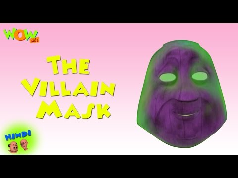 The Villain Mask - Motu Patlu in Hindi WITH ENGLISH, SPANISH & FRENCH SUBTITLES thumbnail