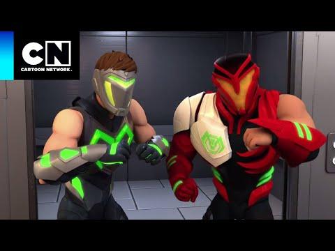 Max Steel: Turbo Cargado | Max Steel | Cartoon Network
