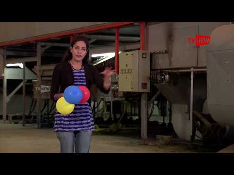 The Making of Balloons - Make in Kerala | Tv New