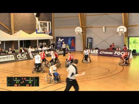 Eurocup Istanbul vs Saint Avold part 1/2