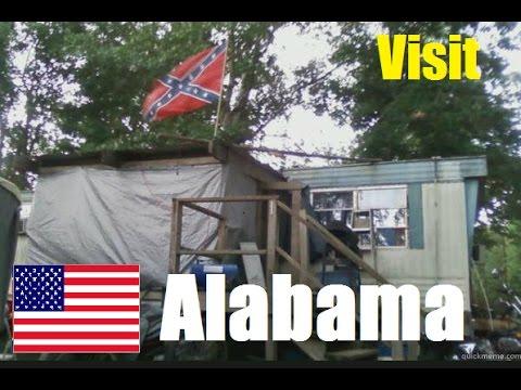 Let's Visit! Alabama (The South)