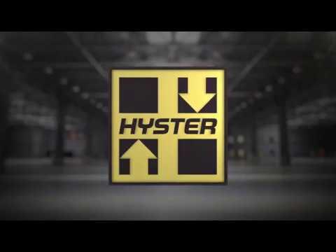 Транспортировщик паллет Hyster P1.6 - 1.8
