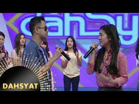 Romantis Raffi Ahmad Feat Felicya ''Kamulah Takdirku'' [Dahsyat] [23 Mar 2016]