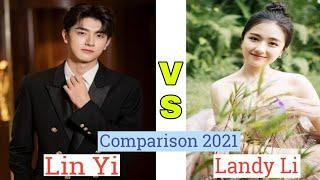 Lin Yi VS Landy Li Lifestyle Comparison 2021 (Daxi Make A Wish) |Crazy Biography|