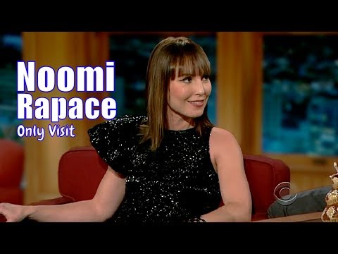 Noomi Rapace  Naughty Salt & Thoughts  Only Appearance