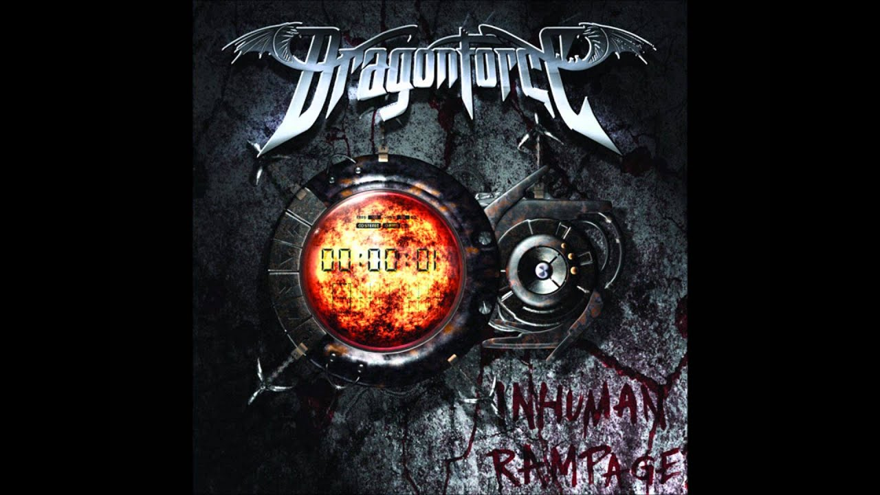 DragonForce - Through The Fire And Flames (Official ...