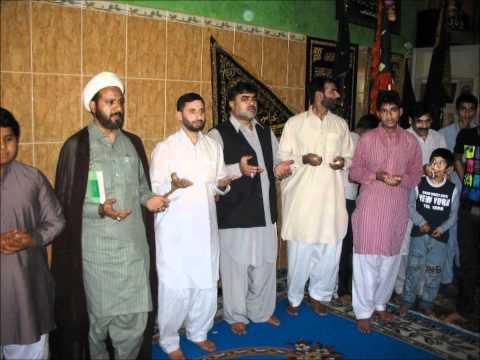 namaz e eid (imam ali centre carpi) 31/08/2011- al e imran recording centre imamia italy