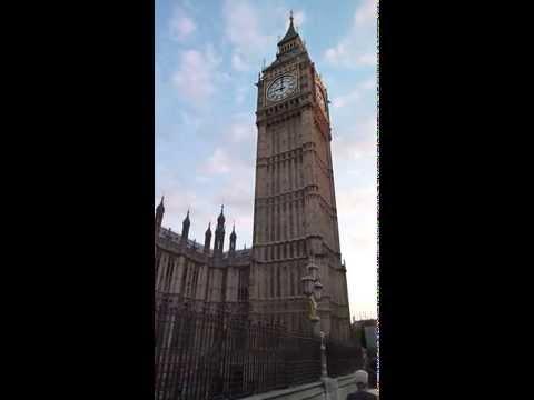 Big Ben. 12th of June. 21.00.