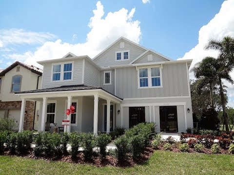 Windermere New Homes - Windermere Isle by Beazer Homes - Luciana Model