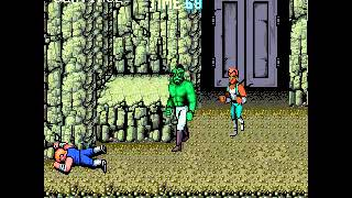 Double Dragon (Japan) - Playthrough - User video
