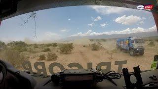 Dakar 2017 - Stage 3 Jujuy (Eurol VEKA MAN Rally Team)