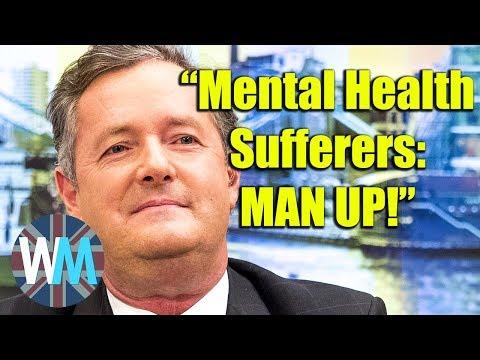 Top 10 Times Piers Morgan Went Too Far