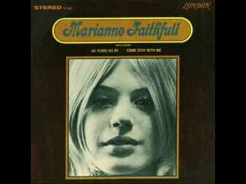As tears go by - Marianne Faithfull tribute (cover)