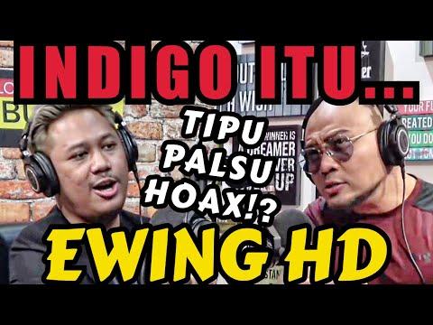 BONGKAR SETINGAN INDIGO ⁉️, EWING HD - Deddy Corbuzier Podcast