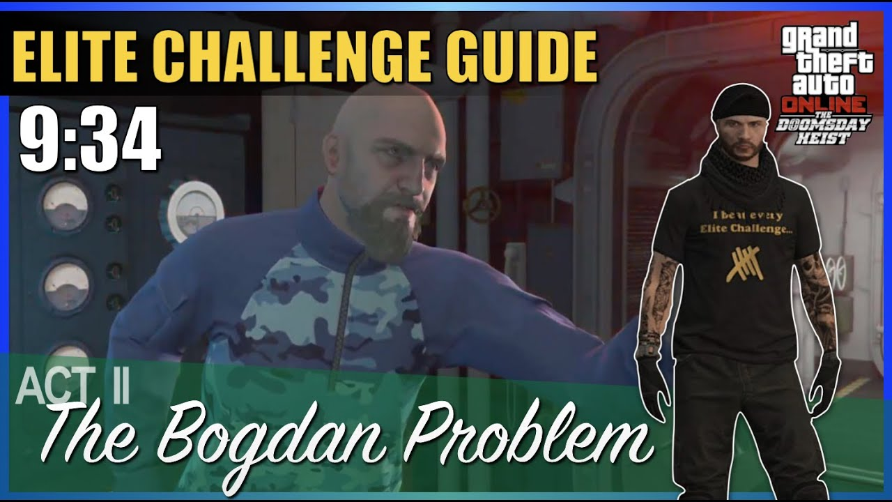 Download The Doomsday Heist Act 2 The Bogdan Problem Elite Challenge Ultimate Guide