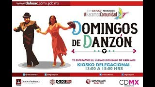 El Bolero De Ravel en  DANZÓN Domingos de Danzón en Tláhuac