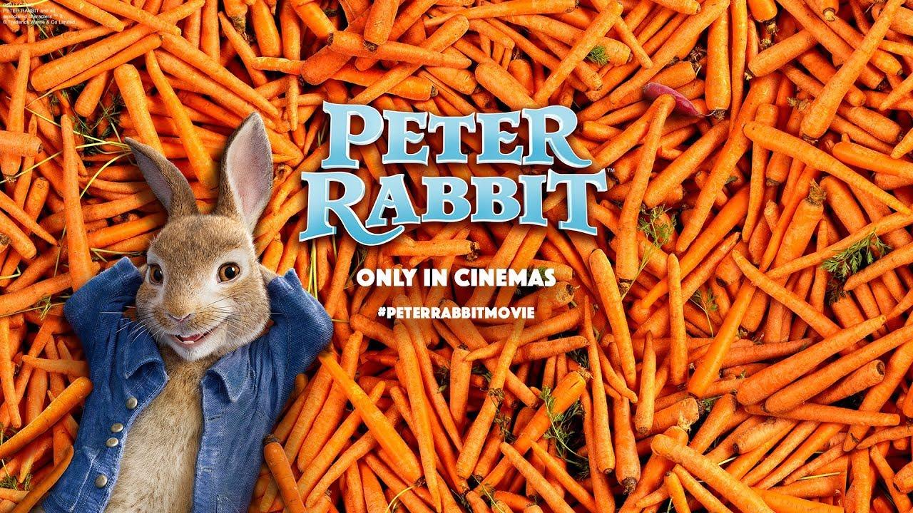 Peter Rabbit I Thỏ Peter I #Trailer 2 I KC Mùng 1 Tết 2018